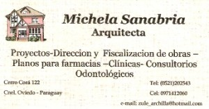 michela sanabria